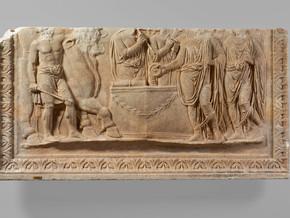 Al Museo Archeologico Nazionale fino al 20 ottobre