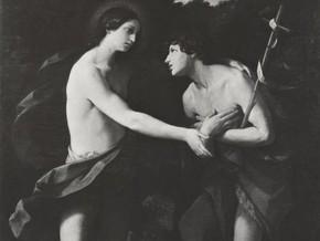 immagine di Incontro di Gesù e Giovanni Battista