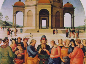 immagine di Sposalizio della Vergine