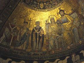 immagine di Mosaici Abside