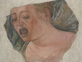 immagine di Santa Maria Maddalena piangente