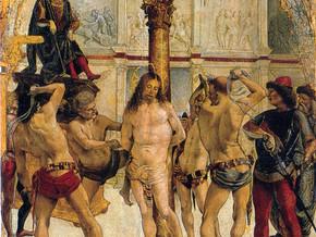 immagine di Flagellazione di Cristo (o Stendardo della Flagellazione)