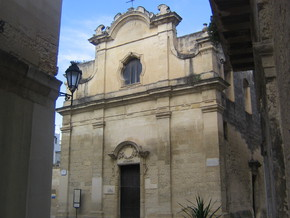 immagine di Chiesa di San Niccolò dei Greci