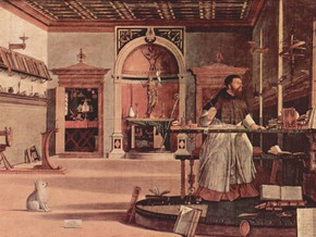 immagine di Visione di Sant'Agostino