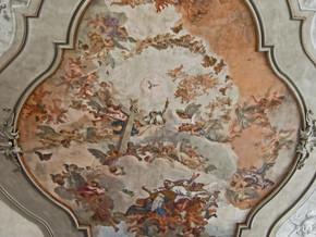 immagine di Soffitto della Navata