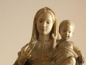 immagine di Madonna del latte