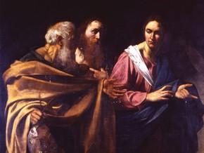 immagine di La vocazione dei santi Pietro e Andrea