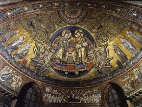 immagine di Incoronazione e Storie della Vergine