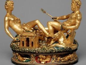 immagine di Saliera di Francesco I di Francia