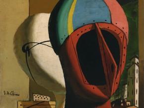 Giorgio de Chirico. Capolavori dalla Collezione di Francesco Federico Cerruti