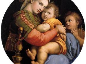 immagine di Madonna della Seggiola