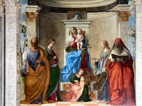 immagine di Pala di San Zaccaria