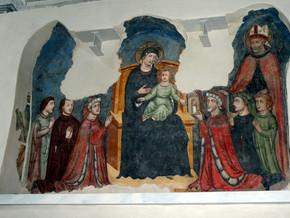 immagine di Cappella dedicata a Sant'Orsola