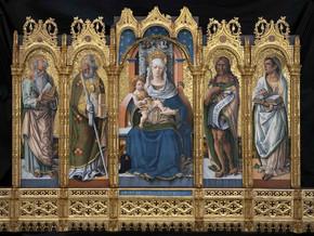 Nella Sala XVII della Pinacoteca Vaticana fino al 21 gennaio