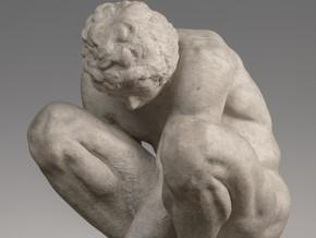 Michelangelo Buonarroti. L'Adolescente