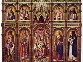 immagine di Il polittico di San Domenico