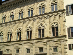 immagine di Palazzo Rucellai e Tempietto del Santo Sepolcro