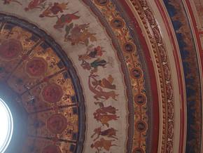 immagine di Soffitto stuccato