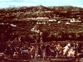 immagine di Trattenimento nel giardino di Villa Saluzzo d'Albaro