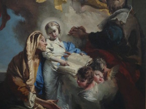 immagine di Educazione della Vergine