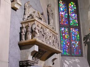 immagine di Monumento funebre di Azzone Visconti