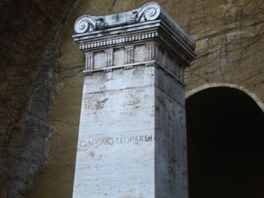 immagine di Tomba di Giacomo Leopardi