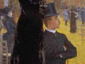 immagine di Alle corse di Auteuil-Sulla seggiola