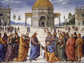 immagine di Consegna delle chiavi a San Pietro