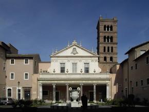 immagine di Basilica di Santa Cecilia in Trastevere