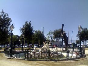 immagine di Fontana con il Ratto di Europa