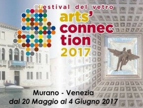 Art's Connection 2017. Festival del vetro
