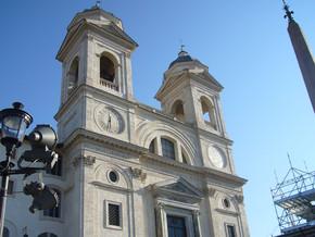 immagine di Chiesa della Trinità dei Monti