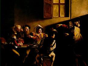 immagine di Vocazione di San Matteo