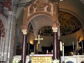immagine di Ciborio e altare di Vuolvinio