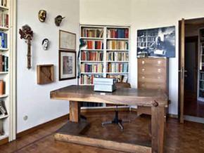 immagine di Casa Museo Alberto Moravia