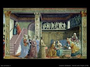 immagine di Natività della Vergine