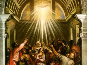 immagine di Discesa dello spirito santo