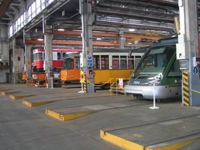 immagine di Deposito di Tram