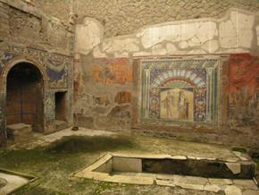 immagine di Casa di Nettuno e Anfitrite