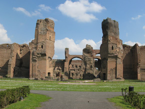 immagine di Terme di Caracalla