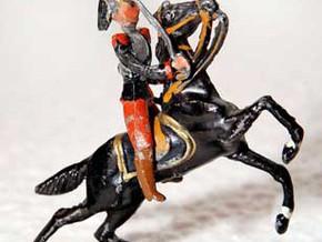 immagine di Soldatini del Re di Roma