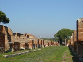 immagine di Scavi di Ostia Antica