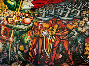 México - La Mostra Sospesa - Orozco, Rivera, Siqueiros