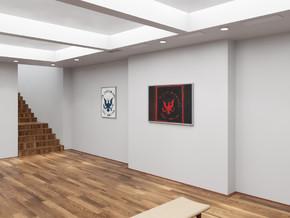 Franco Angeli. Six paintings
