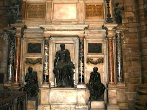 immagine di Monumento funebre di Gian Giacomo Medici