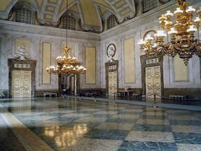 immagine di Sala degli Alabardieri
