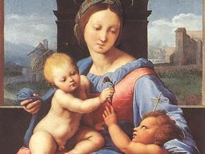 immagine di Madonna Aldobrandini