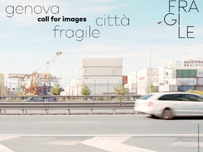 Genova Città Fragile – Call for Images