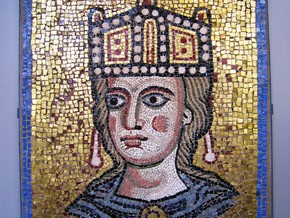 immagine di Mosaico di Innocenzo III