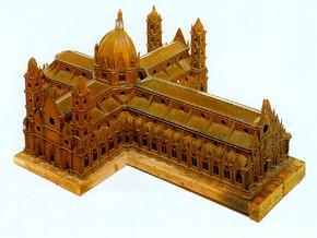 immagine di Modello della chiesa di San Petronio